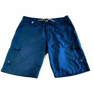 Ermeneglido Zigna Sport Cargo Swim Shorts